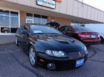 Happy Customer with his GTO!