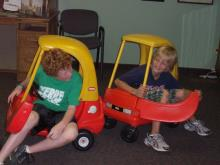"""our first car"""