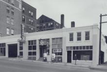 Original Wegner Auto location from 1907-1972